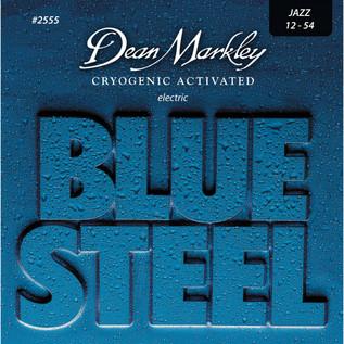 Dean Markley Jazz Blue SteelElectric Guitar Strings, 12-54