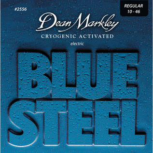 Dean Markley Regular Blue SteelElectric Guitar Strings, 10-46
