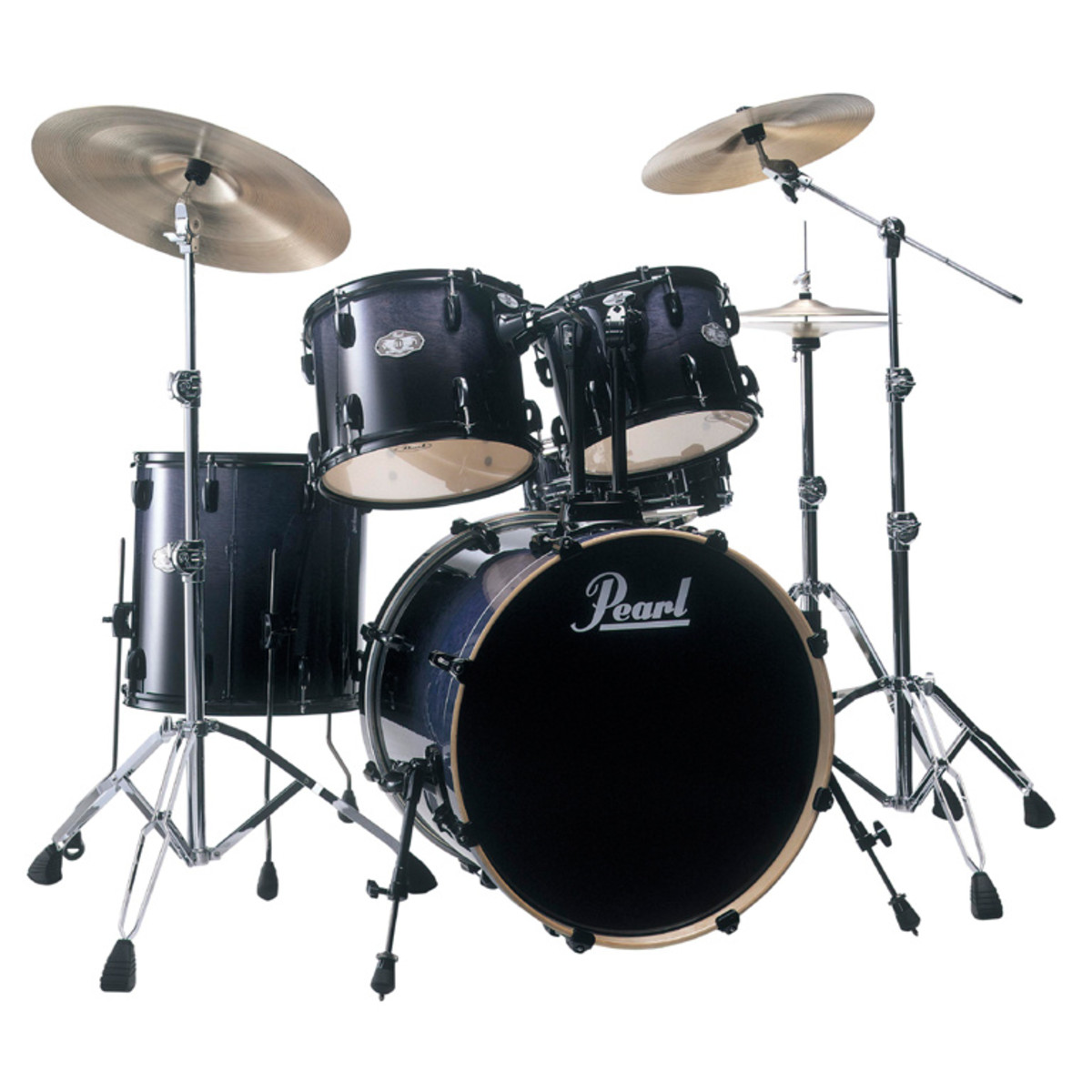 disc pearl vision vbx birch rock kit in concord fade at gear4music. Black Bedroom Furniture Sets. Home Design Ideas