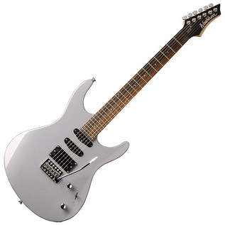 Washburn RX10MGY RX Series Electric Guitar, Metallic Grey