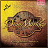 Dean Markley 12St Vintage Bronze Signature Acoustic Strings, 11-50/30