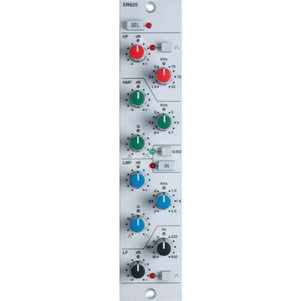 SSL XRack EQ Module XR625 Four Band