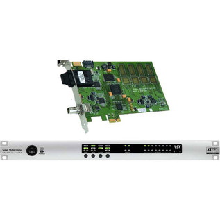 SSL Alpha-Link MX4-16 plus MadiXtreme 64