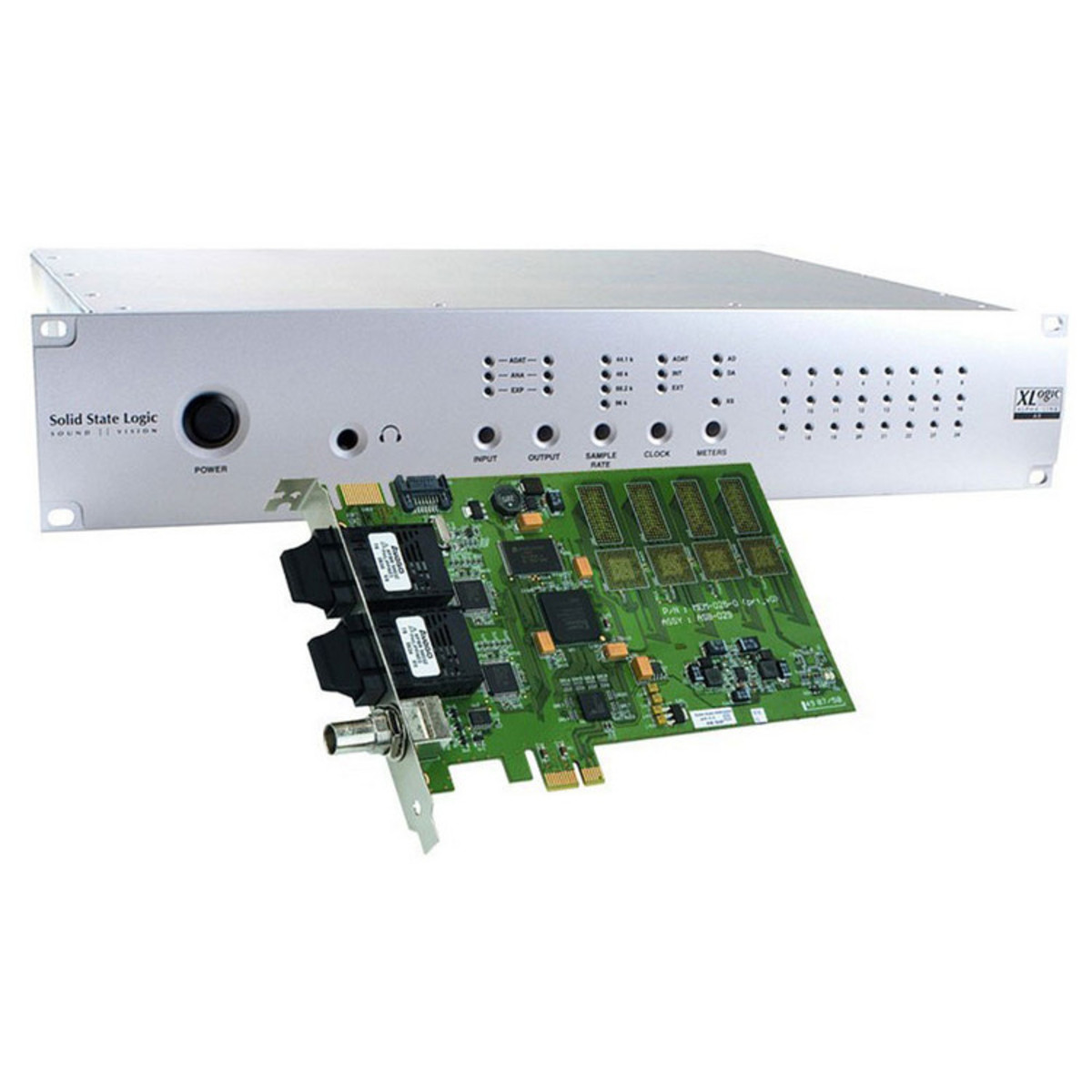 Click to view product details and reviews for Ssl Xlogic Madi I O Bundle Madi Ax And Madixtreme 64 Card.