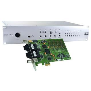 SSL XLogic MADI I/O Bundle, MADI AX and MadiXtreme 64 Card