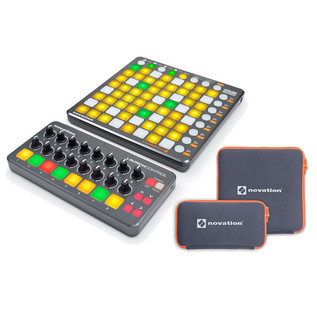 Novation Launchpad S Control Pack including Ableton Lite and Cases