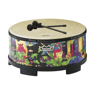 Remo Kids Gathering Drum 8 x 18 Inch