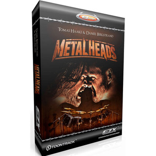 Toontrack EZX - Metalheads