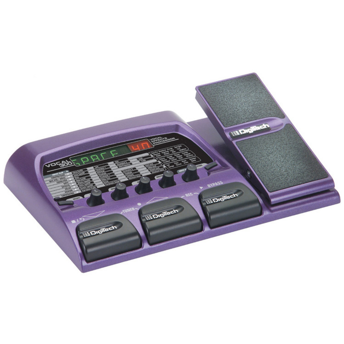 digitech vocal 300 vocal effects processor nearly new at gear4music. Black Bedroom Furniture Sets. Home Design Ideas