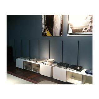 Primacoustic Paintables 12x48'' Paintable Acoustic Panel, Bevel Edge