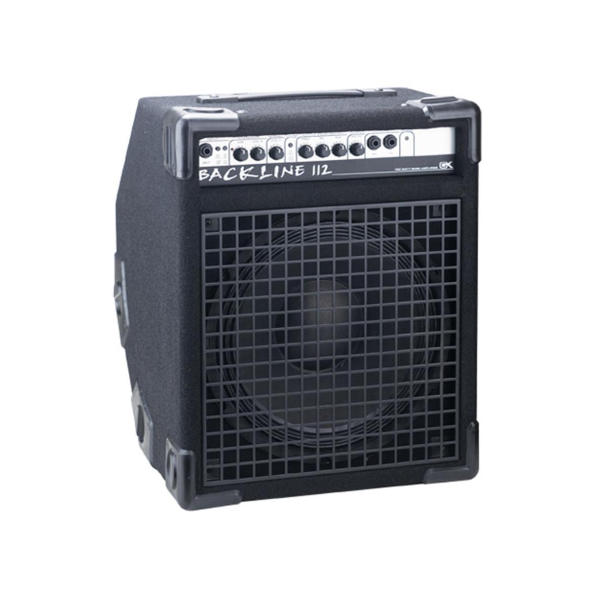 disc gallien krueger backline 112 bass combo at gear4music. Black Bedroom Furniture Sets. Home Design Ideas