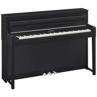 Yamaha Clavinova CLP585 Black Satin