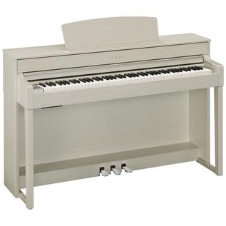 Yamaha Clavinova CLP545 Digital Piano, White Ash