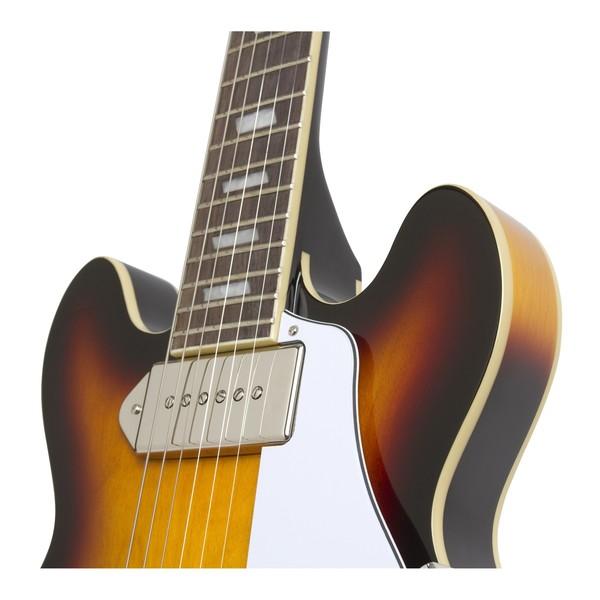 Epiphone Casino Coupe Electric Guitar Vintage Sunburst
