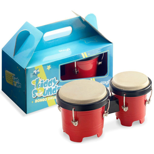 Stagg Kiddy Soundz Children's Mini Bongo