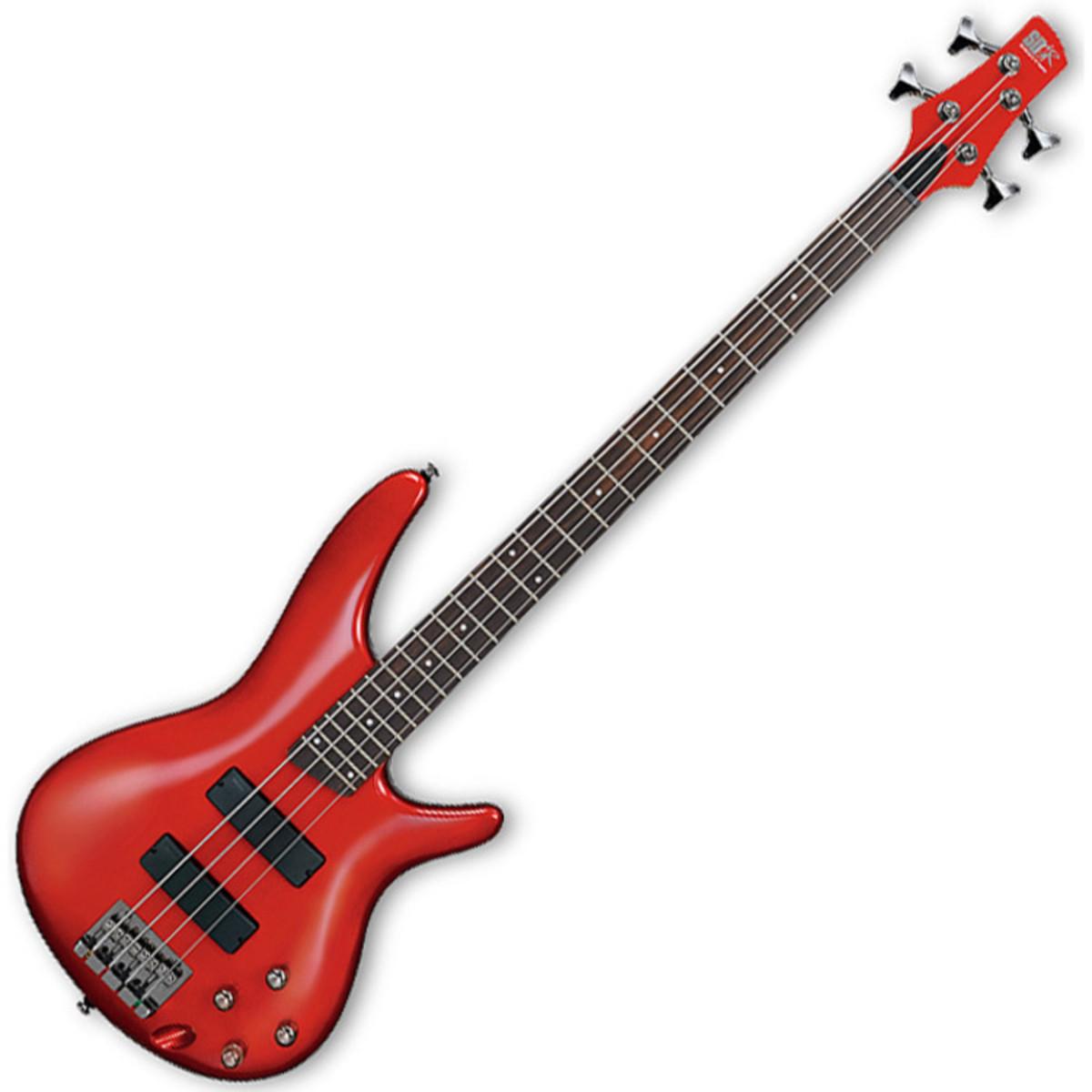 Red Ibanez Bass : ibanez sr300 bass guitar rw candy apple red nearly new at gear4music ~ Hamham.info Haus und Dekorationen