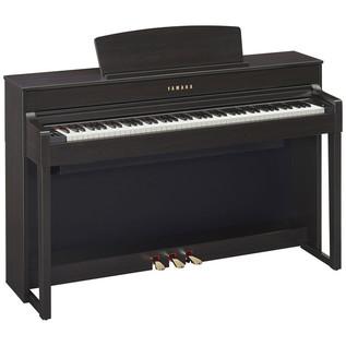 Yamaha Clavinova CLP575 Digital Piano, Rosewood