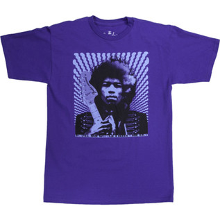 Fender Jim Hendrix 'Kiss The Sky' T-Shirt Small