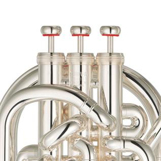 Yamaha YBH-831S Neo Baritone Horn, Silver