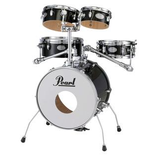 Pearl Rhythm Traveler RTG665 Gig Kit 2014, Jet Black