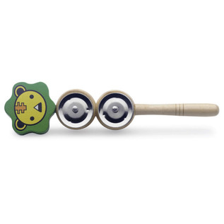 Stagg Wooden Jingle Stick (Tiger)