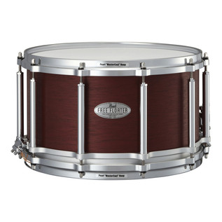 Pearl 14 In x 8 In 8-ply Mahogany Free Floater Snare Drum