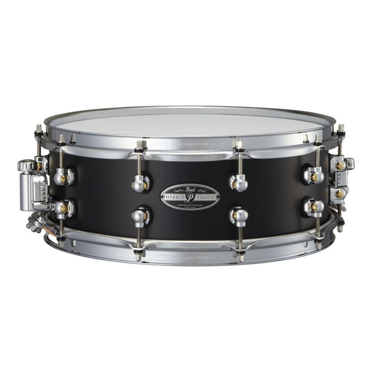 pearl hybrid exotic 14 39 39 x 5 39 39 snare drum cast aluminium at gear4music. Black Bedroom Furniture Sets. Home Design Ideas