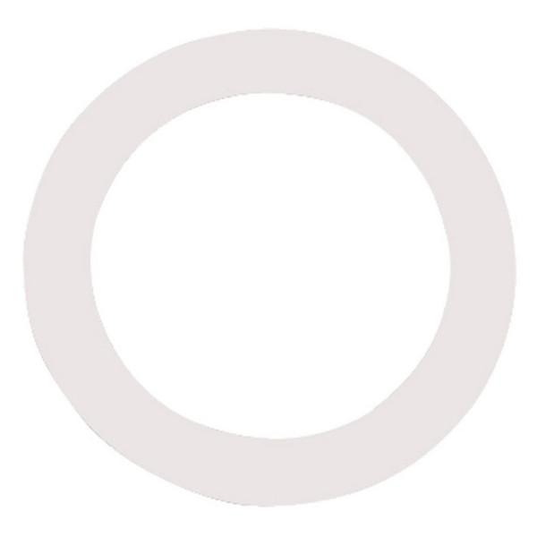 Remo 5 Inch Dynamo-Ring, White