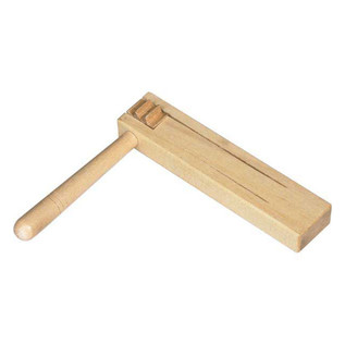 Stagg Wooden Percussion Ratchet
