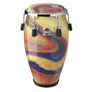 Remo 28 x 12.5 Inch Jimmie Morales Conga, Serpetine