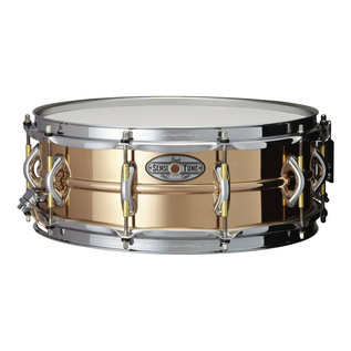 Pearl Sensitone Premium Snare Drum 14 In x 5 In, Phosphor Bronze