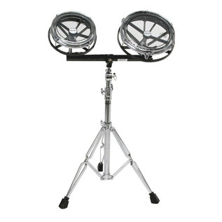 Remo 12 and 14 Inch Rototom Set With Stand