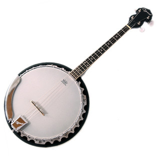 Ozark Tenor Banjo Short Scale, with Gig Bag