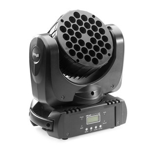 Stagg HeadHunter 10 LED Beam Moving Head w/ 36 x 3W R/G/B/W