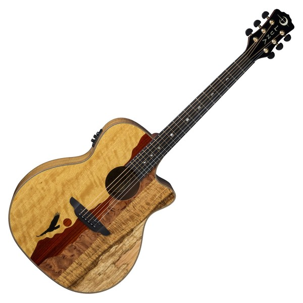 Luna Vista Eagle Electro Acoustic Guitar