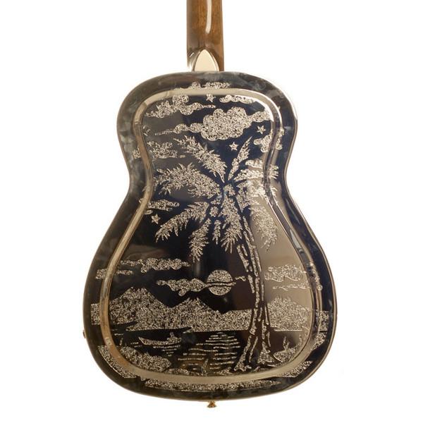 Ozark 3515BTE Electric Resonator Guitar
