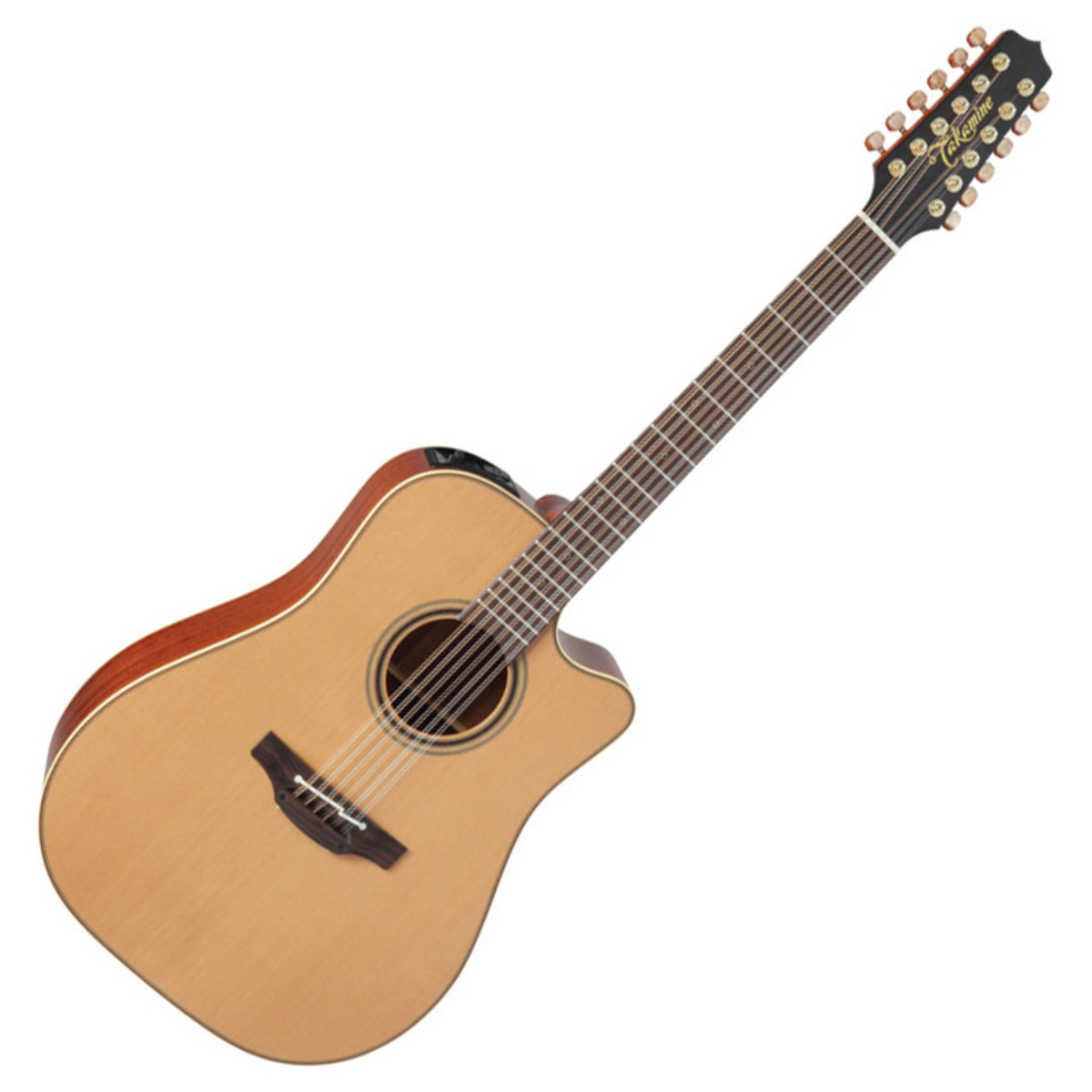 disc takamine p3dc 12 dread 12 string electro acoustic guitar at gear4music. Black Bedroom Furniture Sets. Home Design Ideas