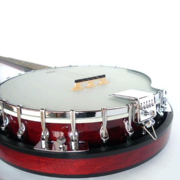 Ozark 2105GL 5 String Left Handed Banjo, with Gig Bag
