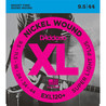 D'Addario EXL120 Cordes en nickel pour guitare électrique, Super Light Plus, 9.5-44