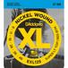 D'Addario EXL125 Nickel Wound, 9-46