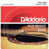 D'Addario EZ930 85/15 Great American Bronze, Mediana, 13-56