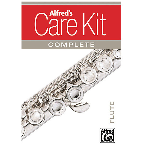 Alfreds Complete Flute Care Kit