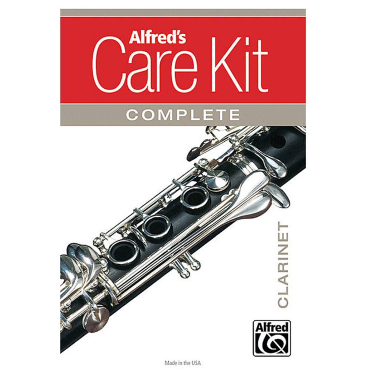 Alfreds Complete Clarinet Care Kit