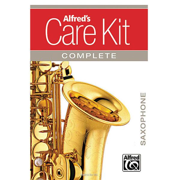 Alfred's Care Kit Complete: Alto Sax