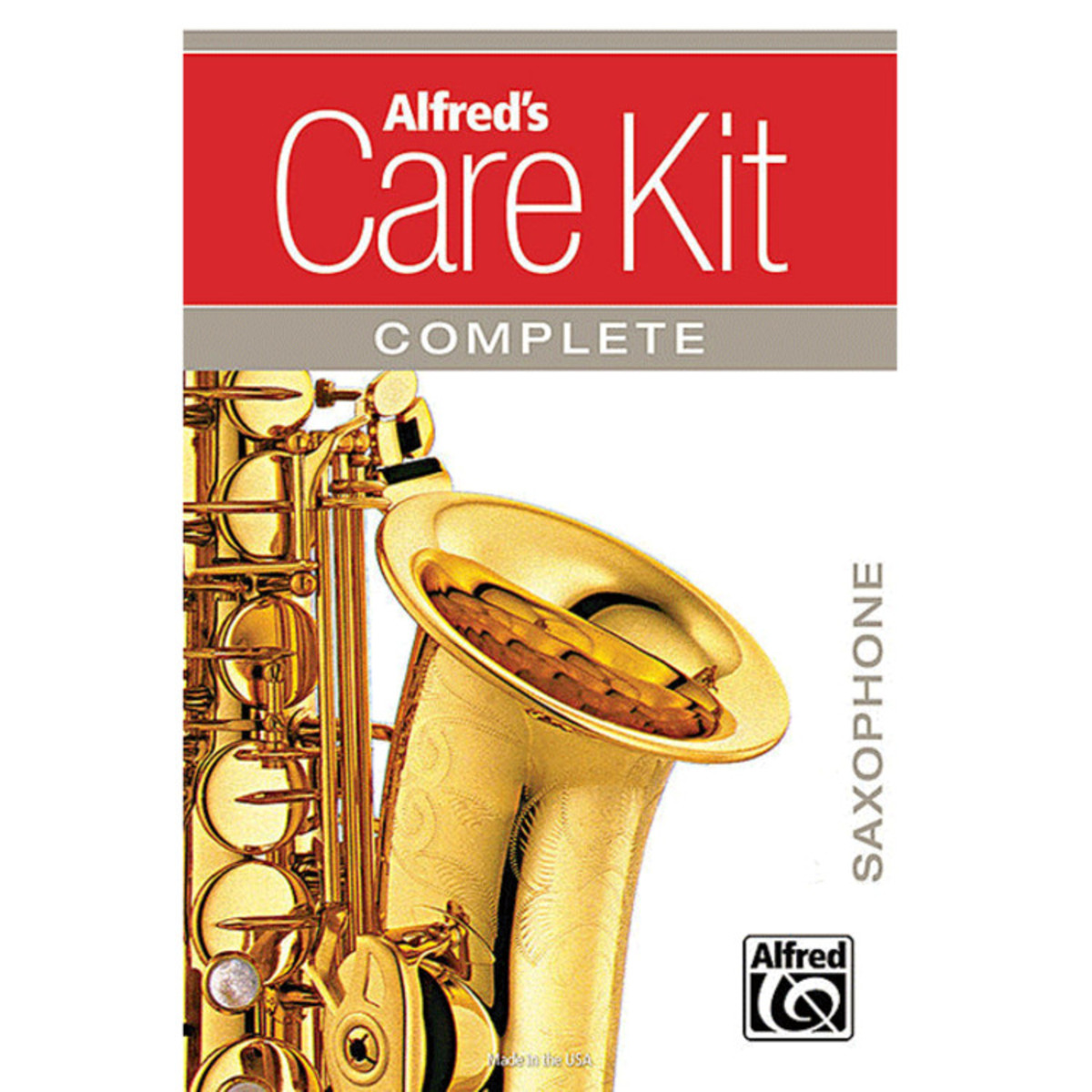 Click to view product details and reviews for Alfreds Complete Tenor Saxophone Care Kit.