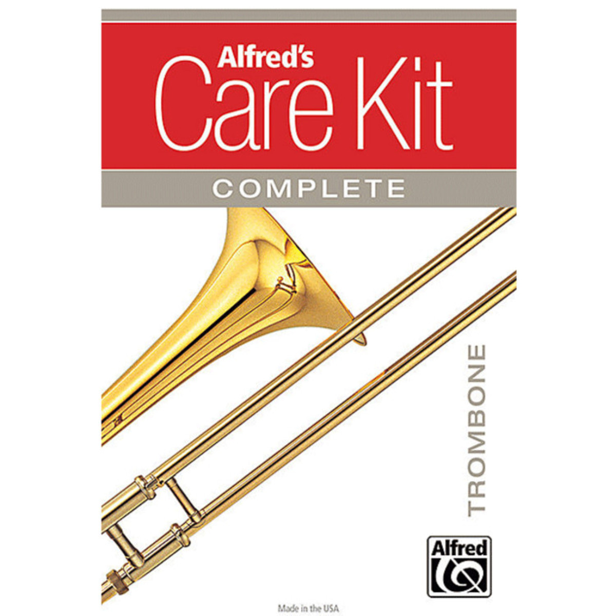Click to view product details and reviews for Alfreds Complete Trombone Care Kit.