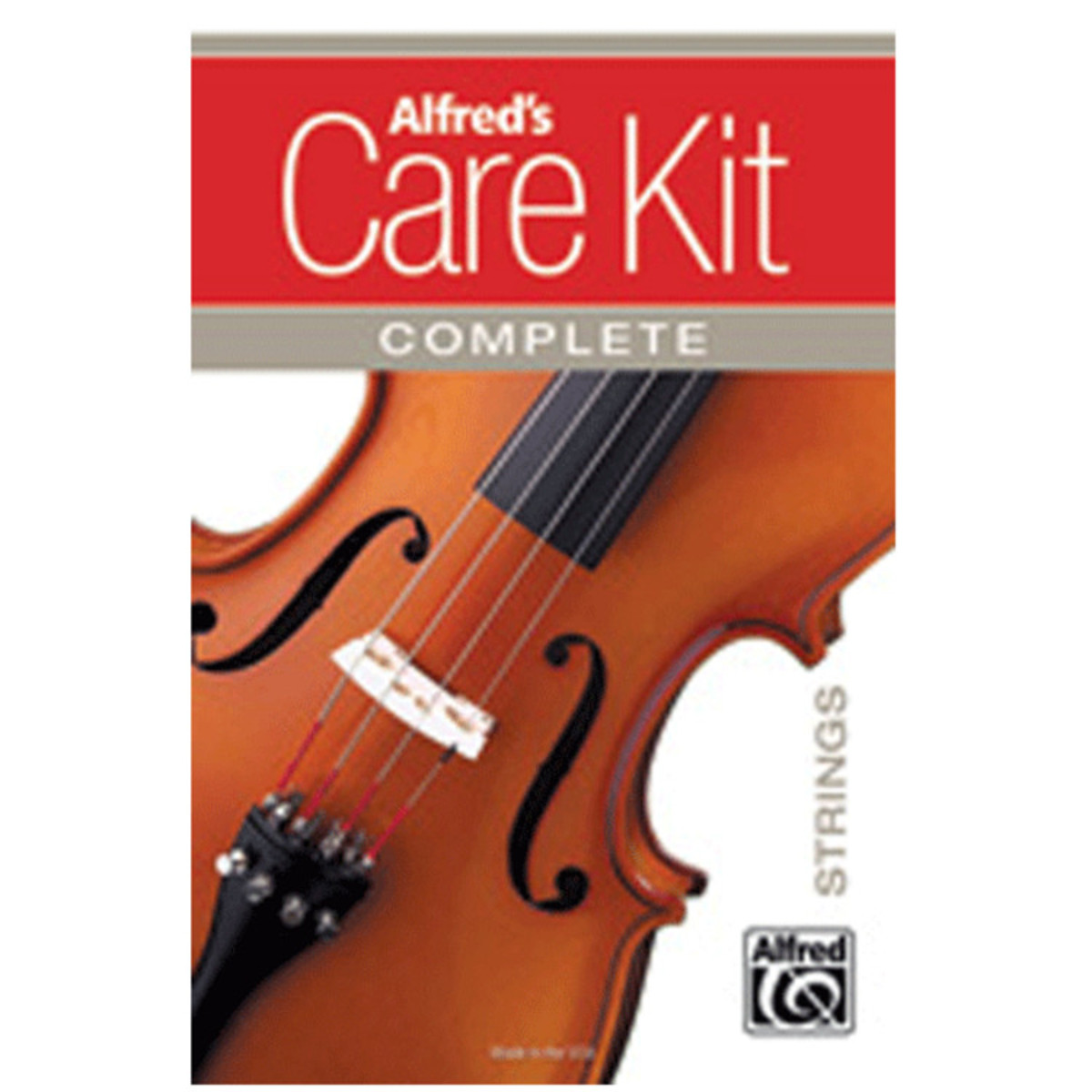 Click to view product details and reviews for Alfreds Complete Strings Care Kit.