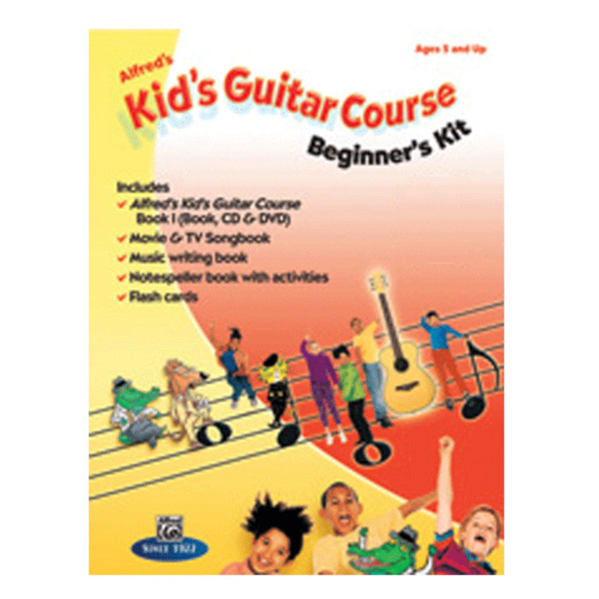 Click to view product details and reviews for Alfreds Kids Guitar Course Beginners Kit.