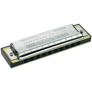 Hohner Big River Harp, Key of D