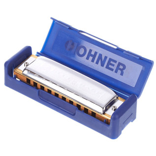 Hohner M533046 Blues Harp MS, Key of Eb